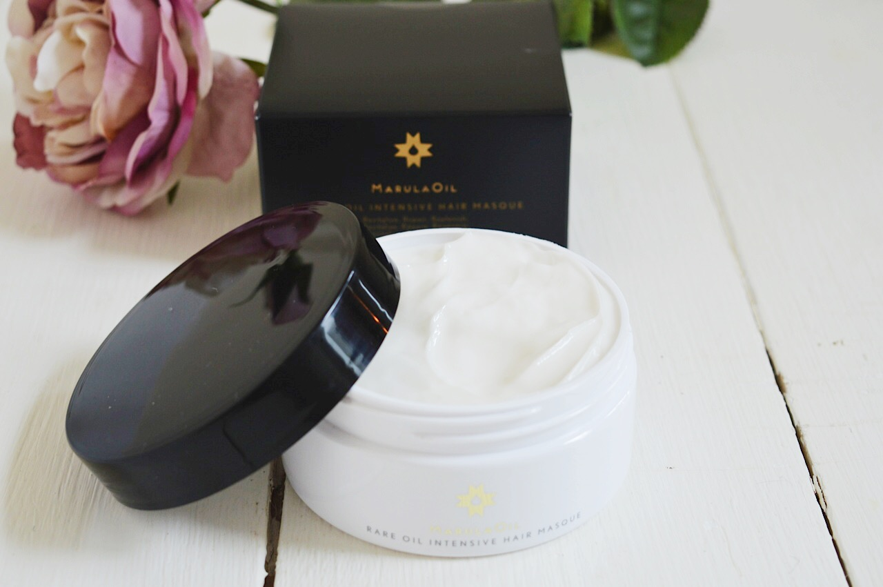 Paul Mitchell Marula Oil Hair Masque Review, beauty bloggers, UK beauty blog