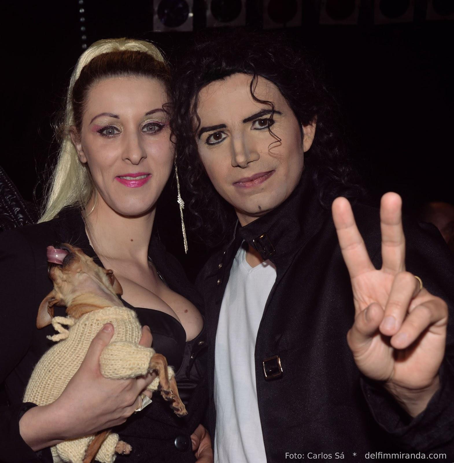 Delfim Miranda - Michael Jackson Tribute - With singer Nikita