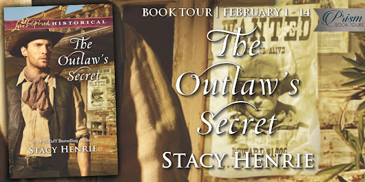 The Outlaw's Secret: An Historical Romance with a Giveaway!