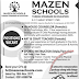 Mazen Schools System Rawalpindi/Islamabad Jobs - Latest Career-Pk