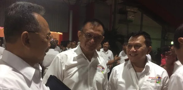 Rumor Ahok Gantikan Maruf, Sekjen Golkar: Kalkulasi Politiknya Banyak