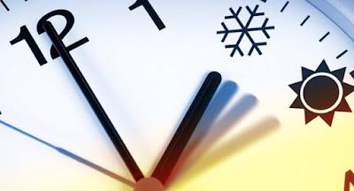 Украина перешла на зимнее время