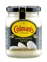 cooking with horseradish sauce