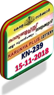kerala lottery result from keralalotteries.info 15/11/2018, kerala lottery result 15.11.2018, kerala lottery results 15/11/2018, KARUNYA PLUS lottery KN 239 results 15/11/2018, KARUNYA PLUS lottery KN 239, live KARUNYA PLUS   lottery KR-239, result today, kerala lottery results today, today kerala lottery result, KARUNYA PLUS lottery KARUNYA PLUS lottery result today, KARUNYA PLUS