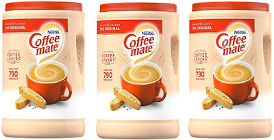 Nestle Coffee-Mate Powder - Creamy Smooth Flavor - The Ultimate Classic Original - Grocery