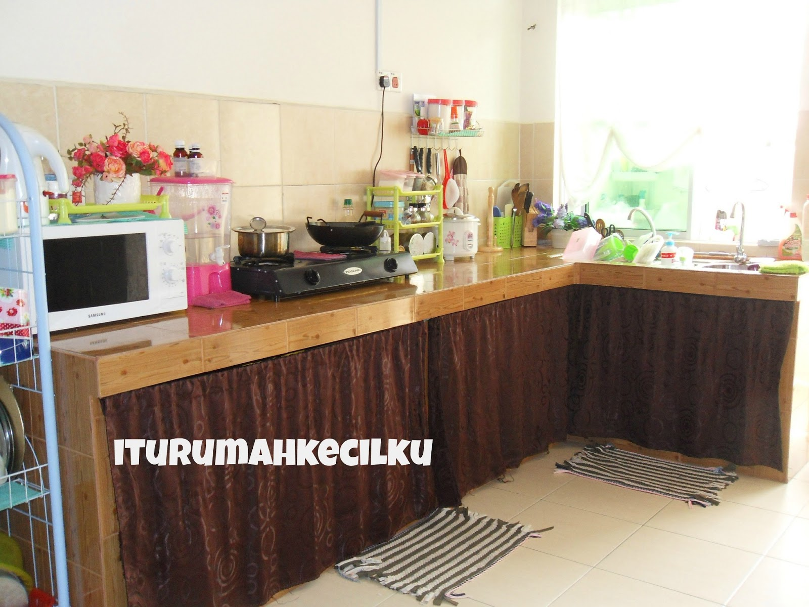 Iturumahkecilku Thedailyroutine Step 1 Kitchen