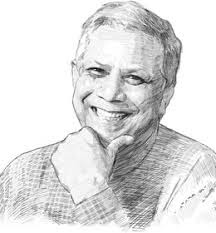 Best inspirational and motivational quotes by Muhammad Yunus Hindi ...