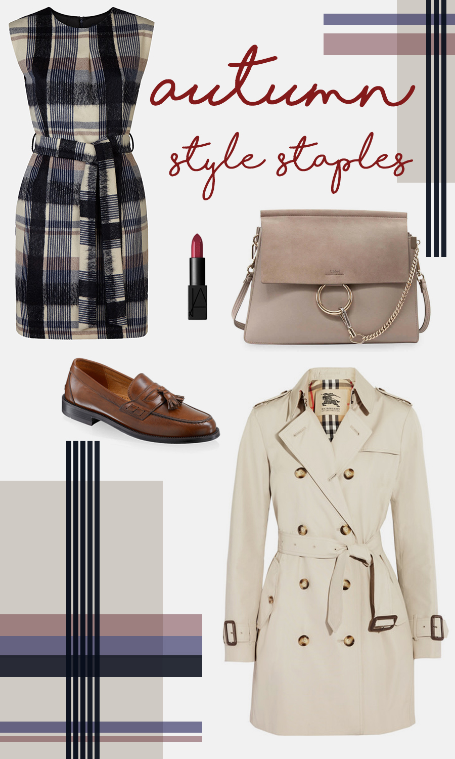 Fashion: Autumn Style Staples with Acquascutum