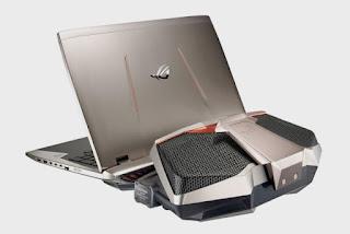 spesifikasi harga Asus rog gx700 harga 80 juta