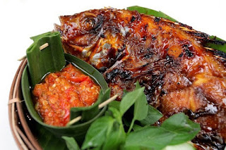 Ikan Patin Bakar Khas Sukabumi