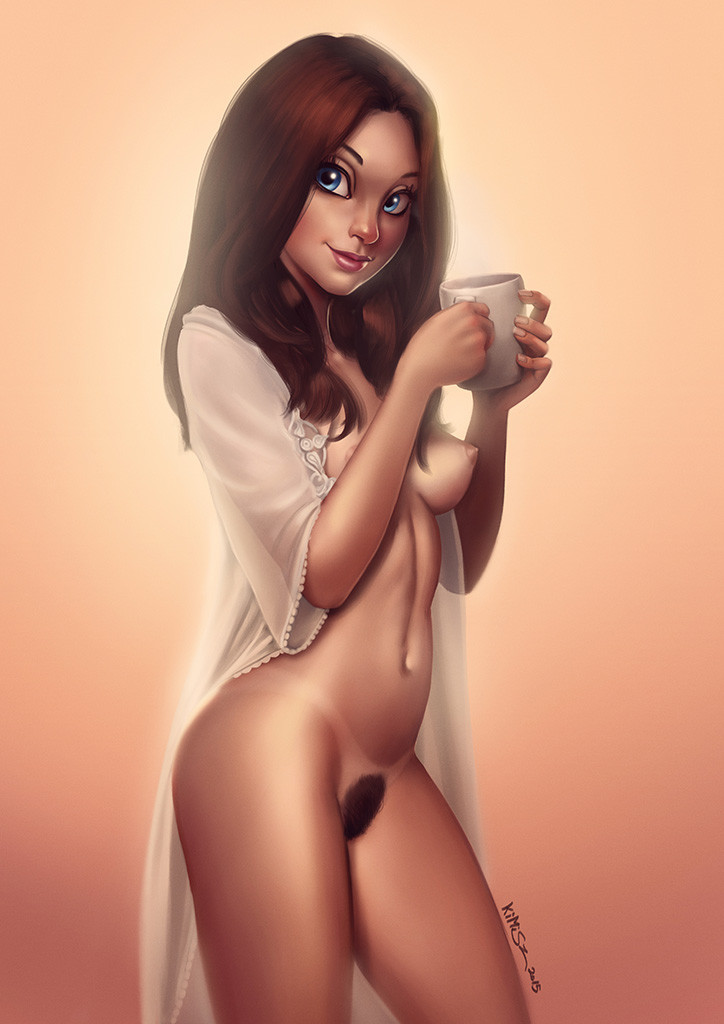 Naked Sexy Cartoon Girls