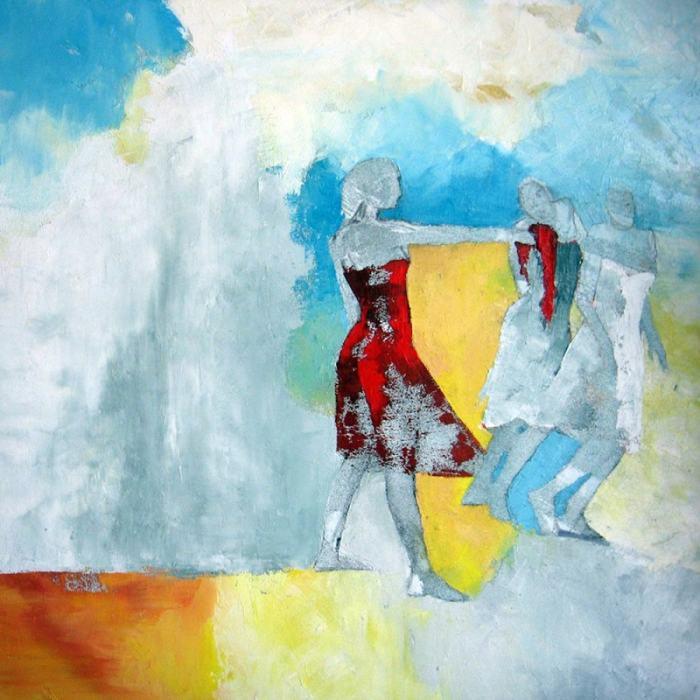 Живые картины. Corinne Malfreyt-Gatel