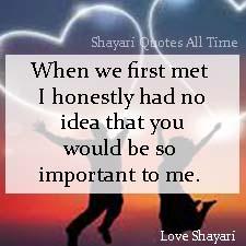 Love Shayari Shayari Quotes All Time