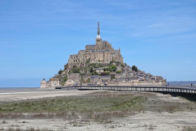 Mont Saint-Michel to cud architektury średniowiecza
