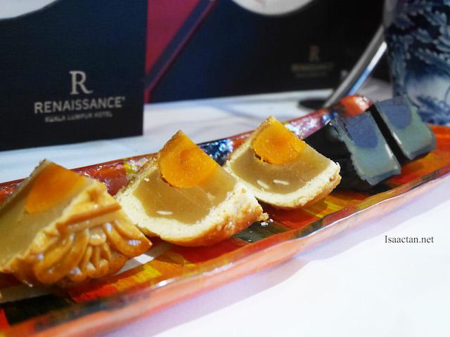 Mooncake Indulgence @ Dynasty Restaurant, Renaissance Kuala Lumpur Hotel