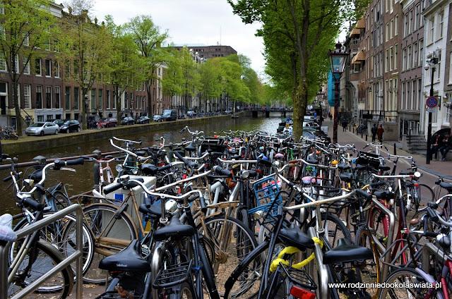 Holandia z dziećmi- Amsterdam w jeden dzień