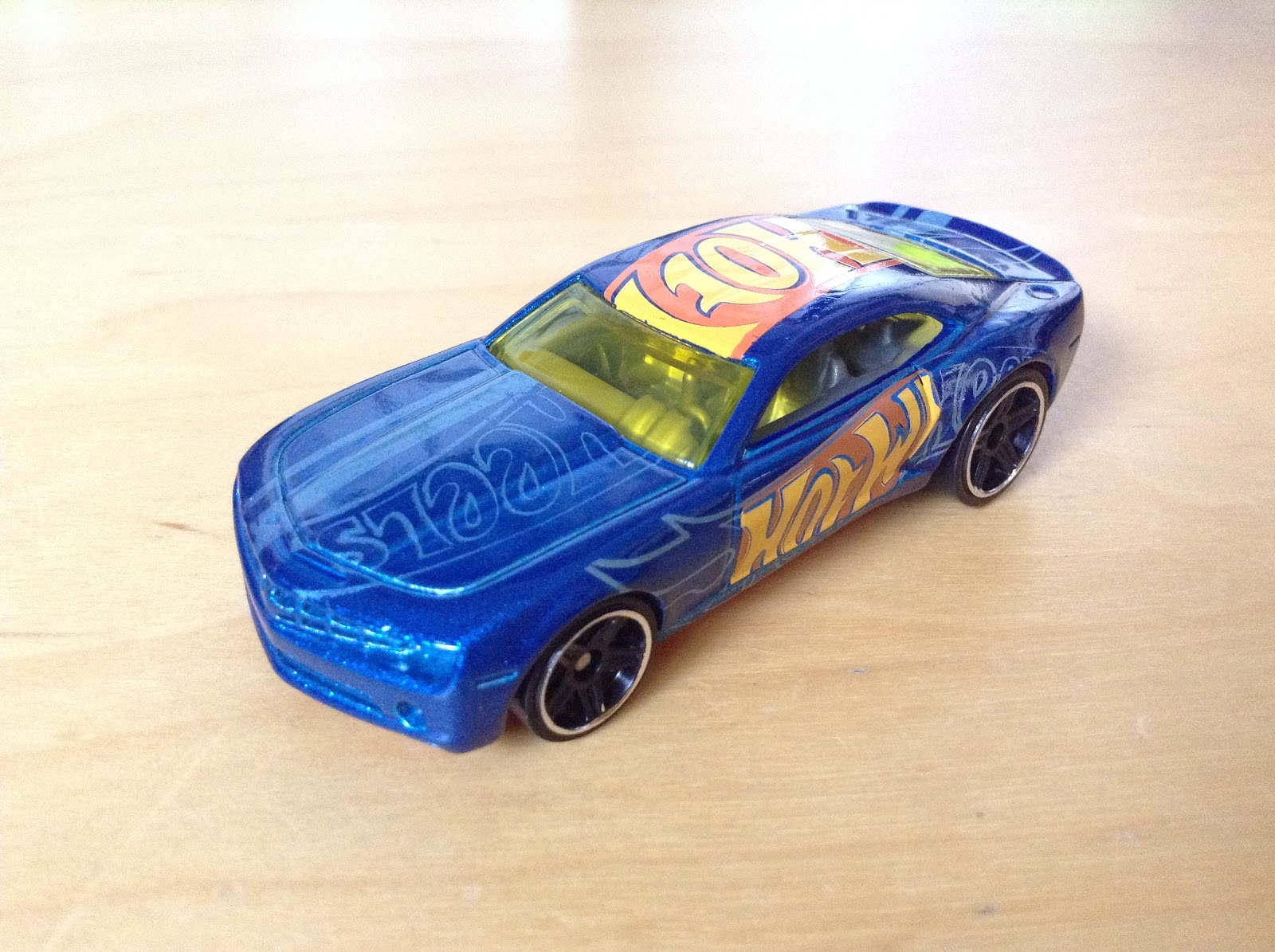 Julian 39 s hot wheels blog chevy camaro concept 2016 hw for 9 salon hot wheels 2016