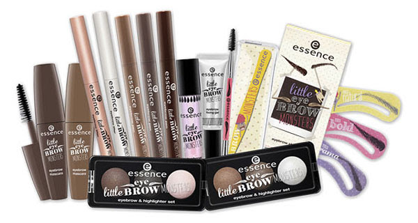Essence limited edition Little Eyebrow Monsters