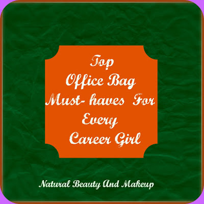 Top Office Bag Must-Haves For Every Career Girl on Natural Beauty And Makeup blog
