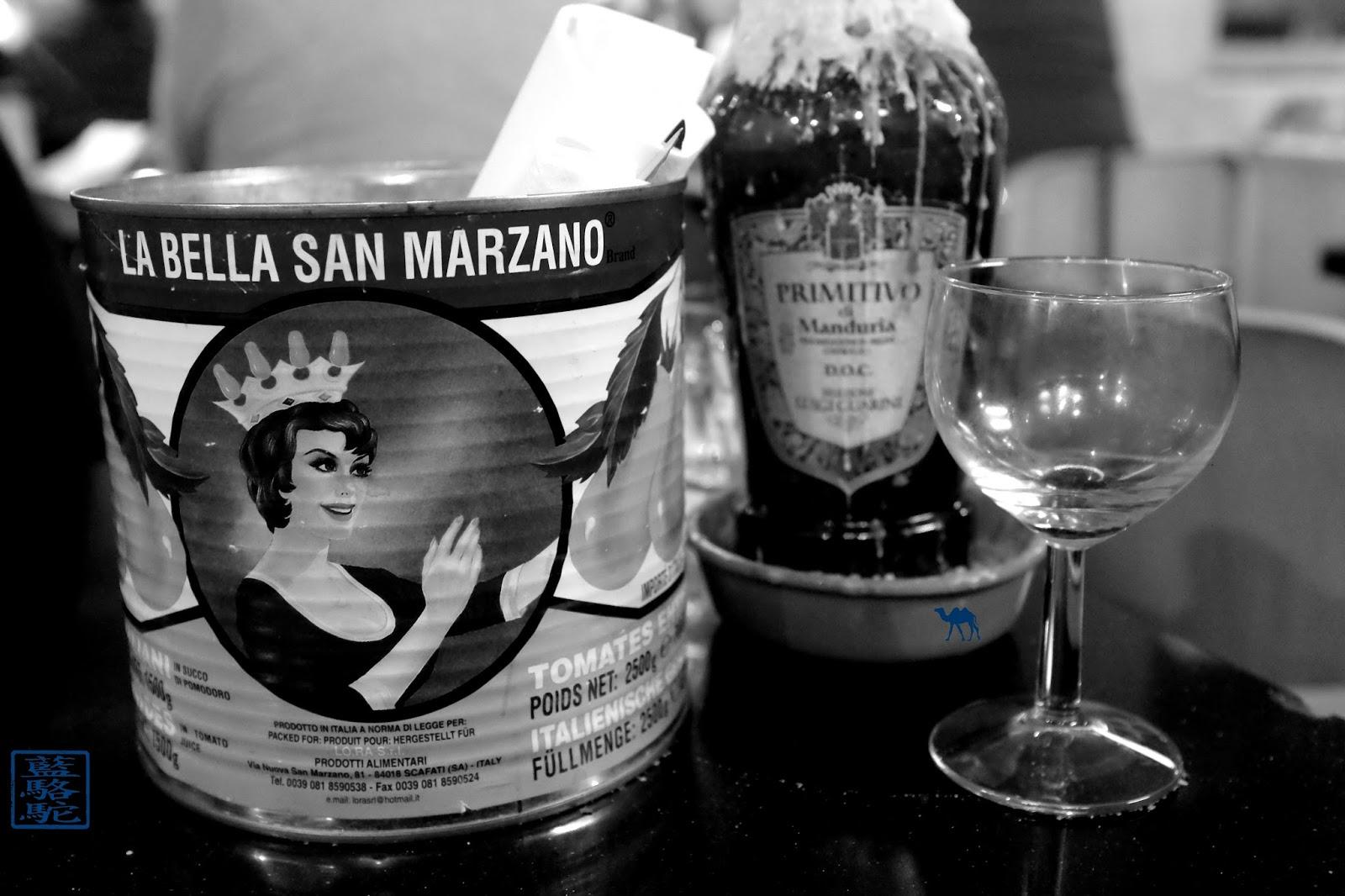 Le Chameau Bleu - Table de Grazie Italia