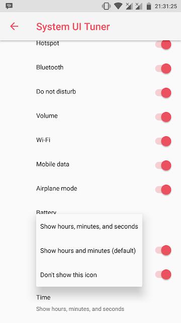 Begini Caranya Mengaktifkan Sajian Diam-Diam System Ui Tuner Pada Android Oreo 12
