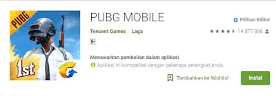 Download Aplikasi Games PUBG Mobile Gratis Terbaru