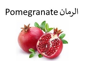 الرمان : Pomegranate