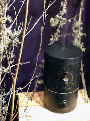 Ultrasonic Diffuser Aromatherapy Kit by Pelindaba Lavender Farm
