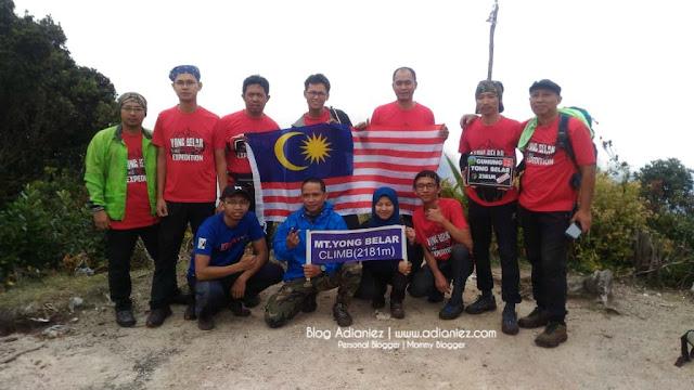 Dayhike | Ekspedisi Warga ILP Bukti Katil Menaiki Gunung Yong Belar