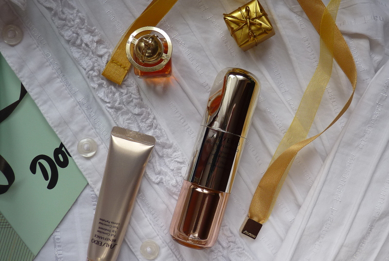 Shiseido krem pod oczy dla dojrzałej skóry