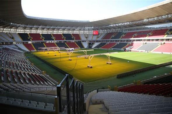 Yeni Gaziantep Stadyumu