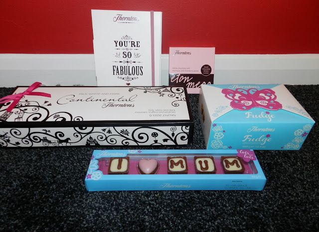 Thorntons Goody Bag