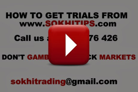 How to get SOKHI FREE TRIALS
