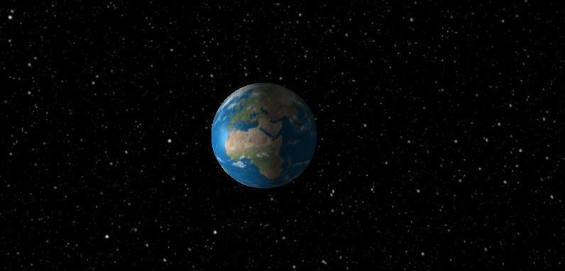 master maps: Creating a WebGL Earth with three js