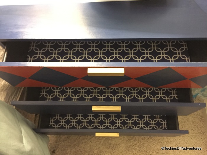 Cheap and Quick drawer liners
