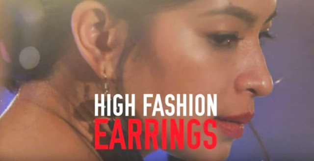 Iconic Tassel Earrings Of Jacintha Magsaysay Is Now A Trend!