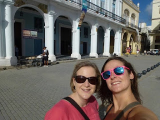 Old Havana Walking Tour on What's Katie Doing? blog