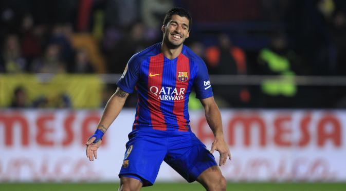 Bintang Sepak Bola Barcelona Suarez Membuat Uruguay di Piala Dunia 2018 Jadi Penantang Serius