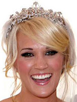 Carrie Underwood Diamond Tiara Johnathon Arndt