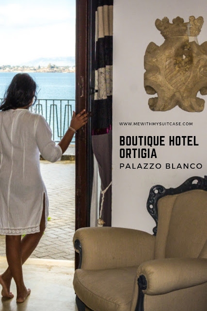 Sea View Boutique Hotel Ortigia City centre
