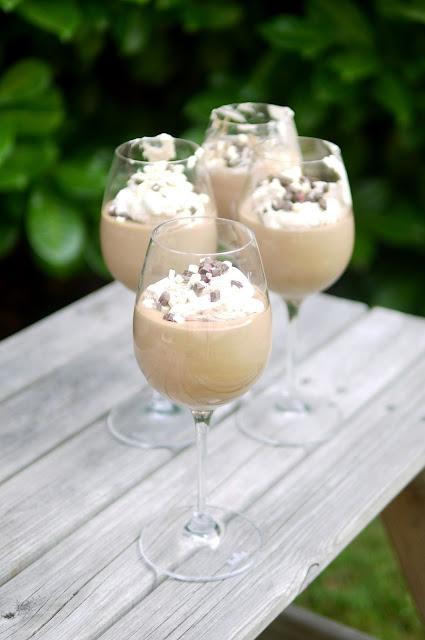 Kaffee-Schokoladen-Mousse  | Rezept | Dessert | Nachtisch