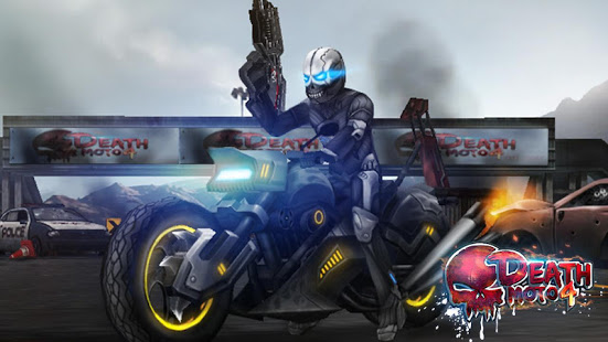 Death Moto 4 v1.1.8 Mod APK
