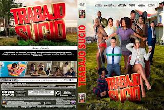 CARATULATRABAJO SUCIO 2018 [ COVER DVD ]