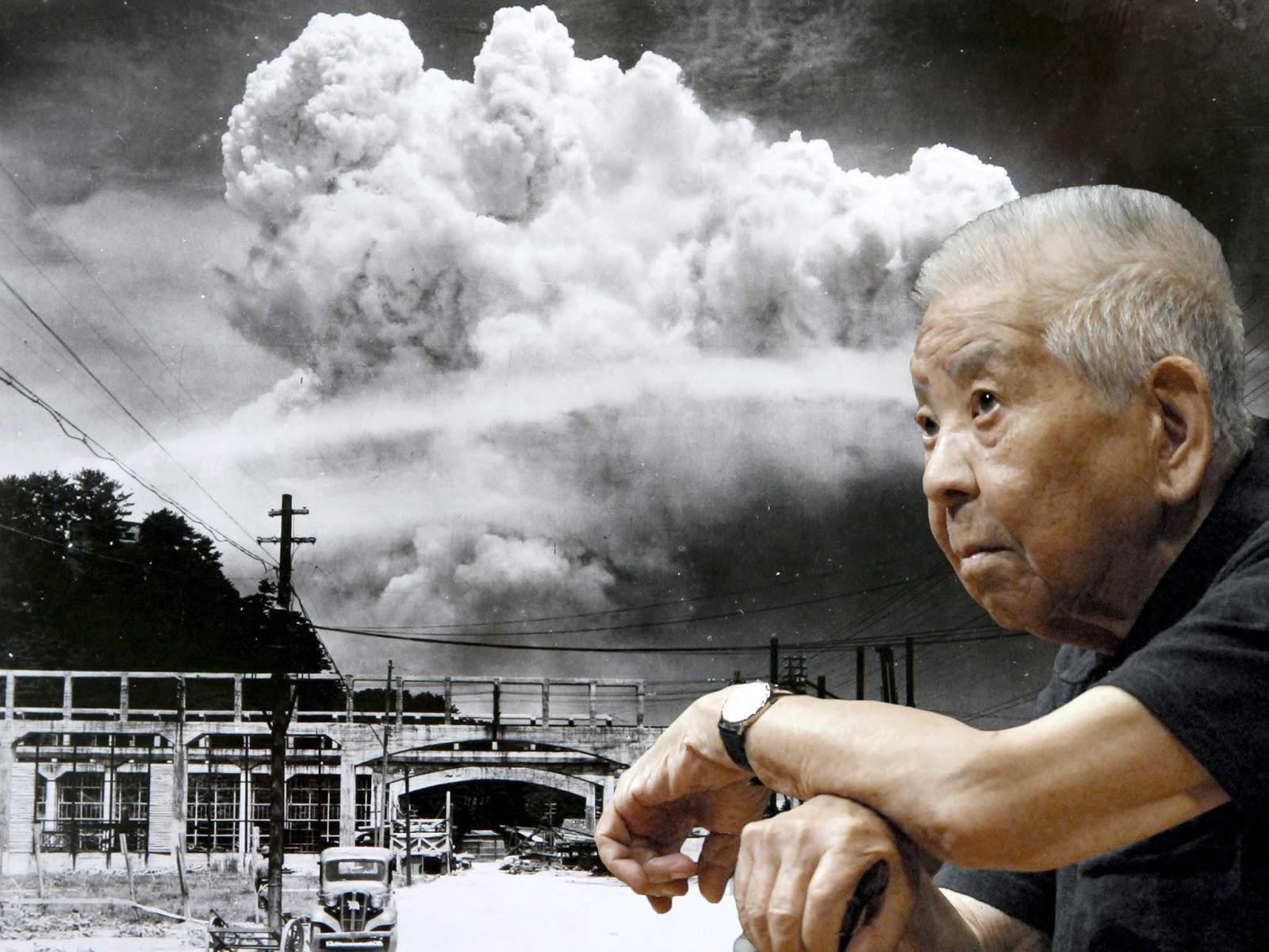 Tsutomu Yamaguchi, Japan