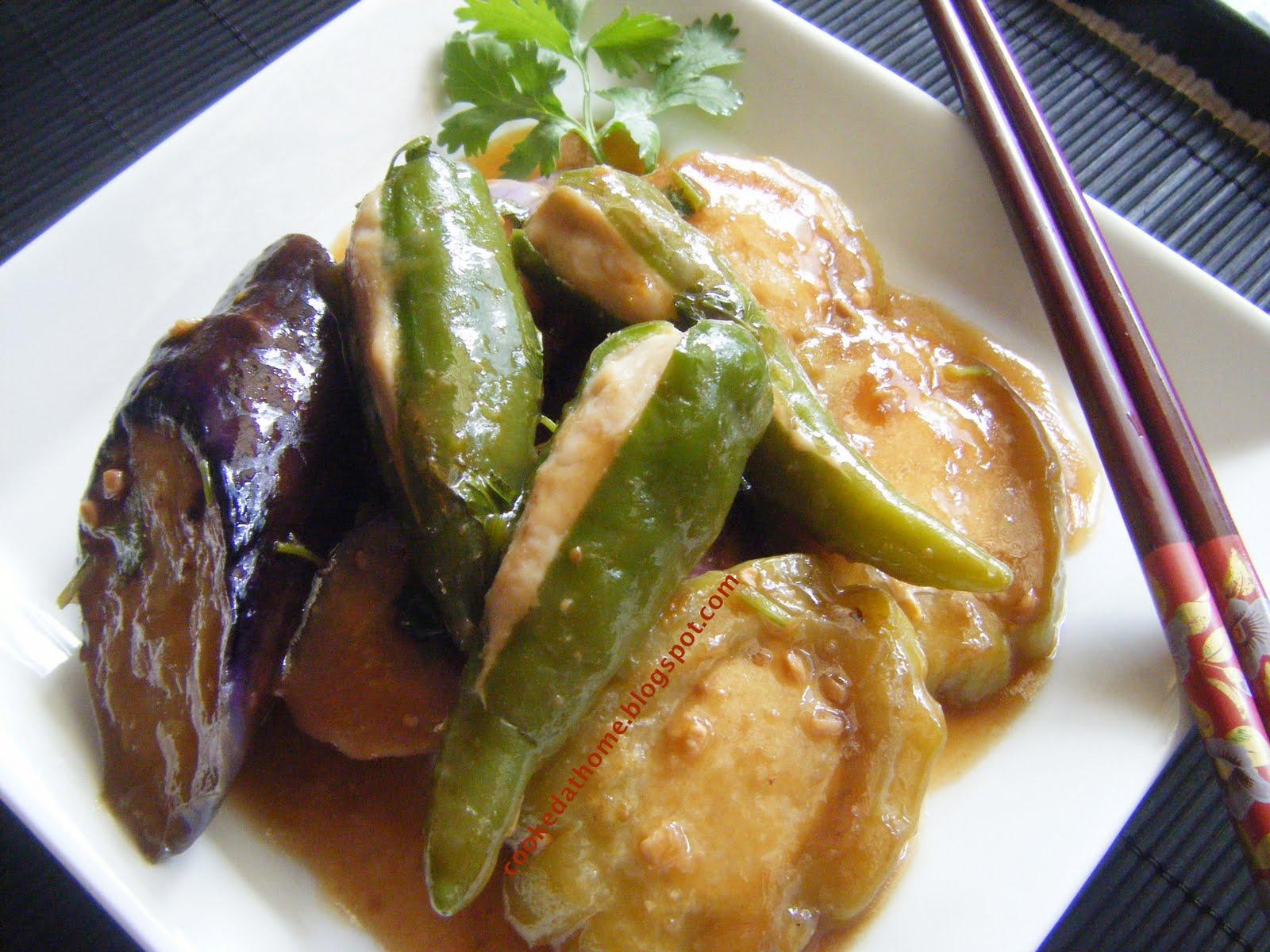 Cooking @ Home: Yong Tau Foo