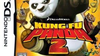 Kung fu Panda 2 [NDS] [Español] [Mega] [Mediafire]
