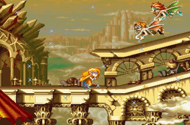 Three Wonders Victory Screenshot