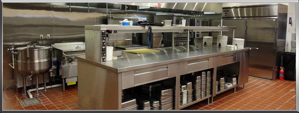 Pengetahuan Makanan Dapur Struktur Organisasi Nya