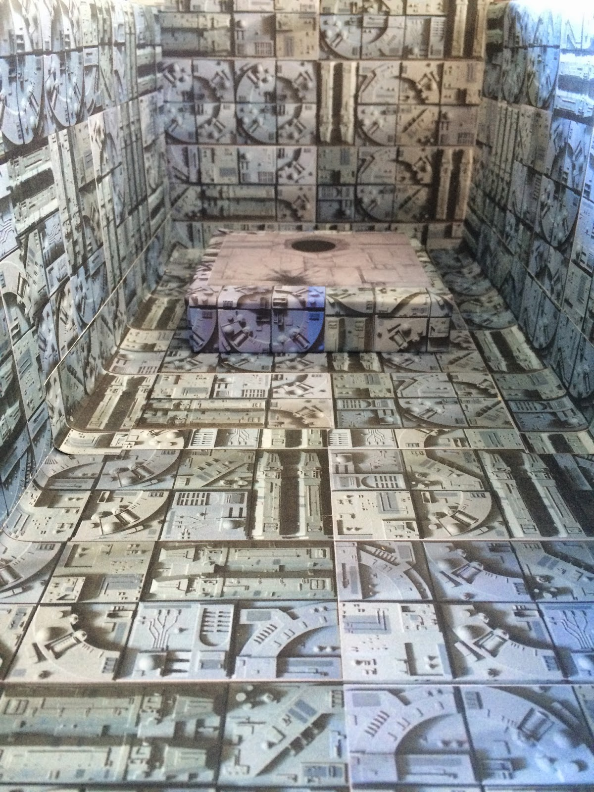 Timbo S Creations Death Star Trench For X Wing Miniture Game