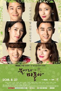 Daftar Lagu OST. Drama Korea Blow Breeze Terbaru